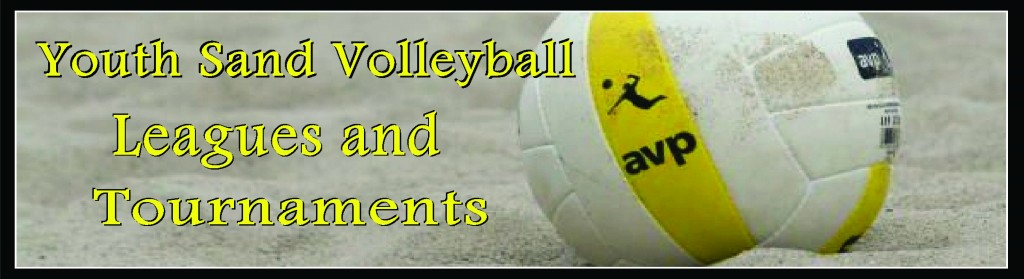 Youth Sand Volleyball Leagues