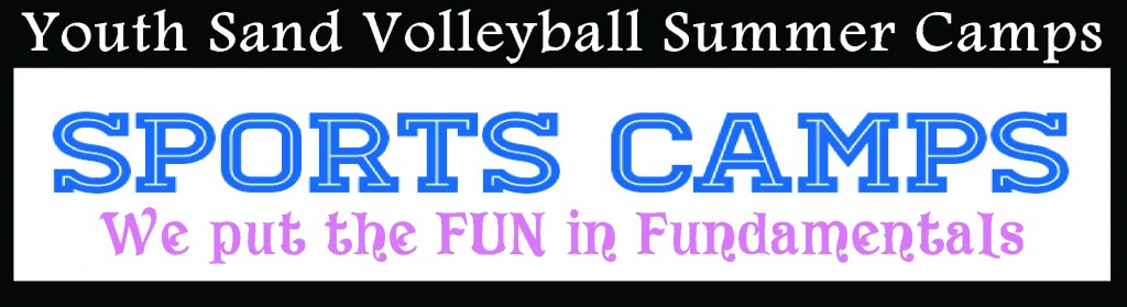 Youth Sand Volleyball Summer Camps