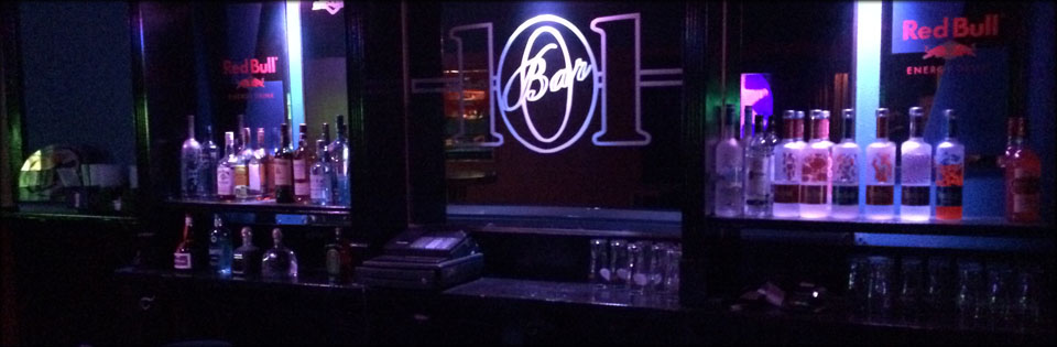 Bar 101 St Louis